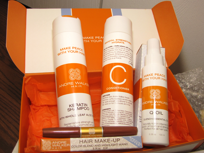 Andre Walker Hair Care 2 Andre Walker Hair Care