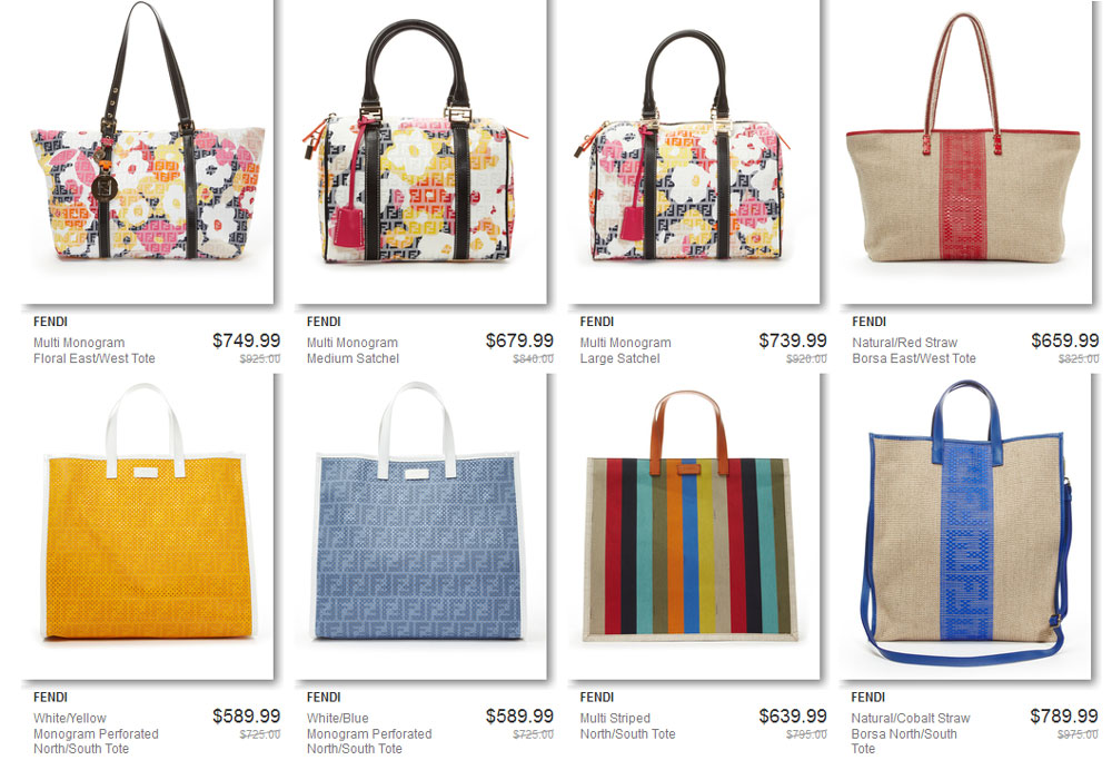Bags} Found You a Fendi for Summer
