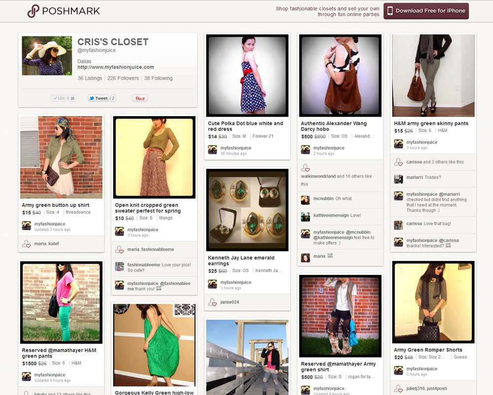 Poshmark Tips1 Shopping Poshmark Addiction