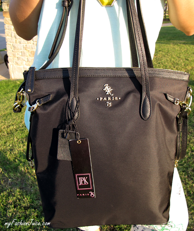 Fellow Baghags I Introduce You To The Jpk Paris North South Per Tote