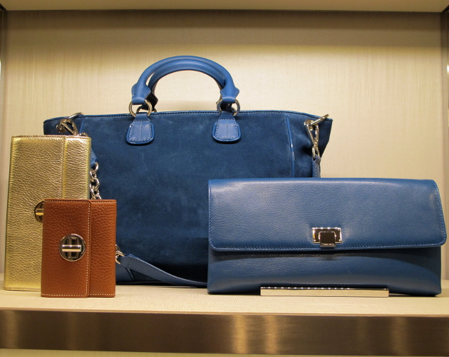 Tiffany & Co. Leather Fall 2012