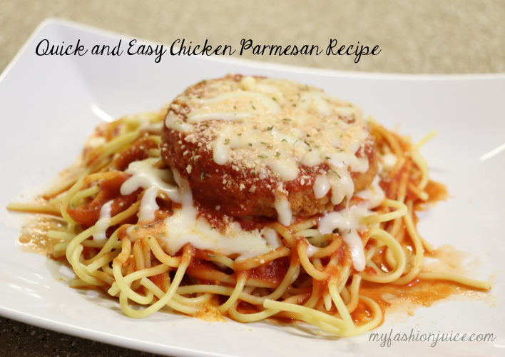 Quick And Easy Chicken Parmesan Recipe Sams Club Demo