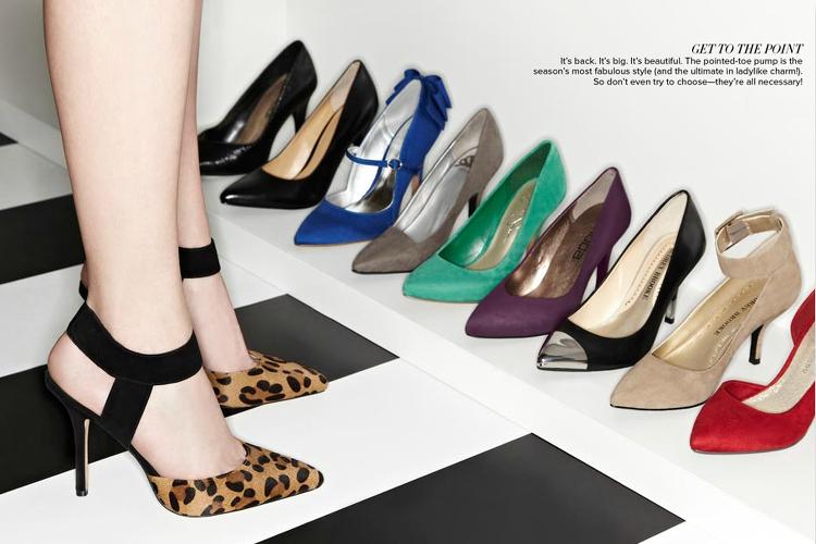 DSW Shoe Lovers Holiday Lookbook