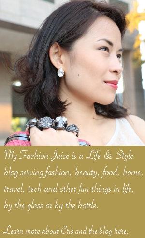 Cris of My Fashion Juice