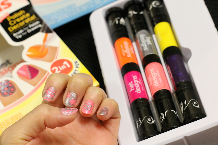 Hot nail designs pictures : Hot designs nail art pens giveaway