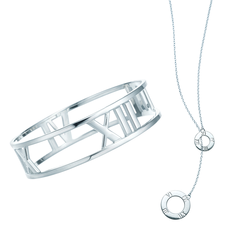 Tiffany & Co. Atlas Jewelry Collection