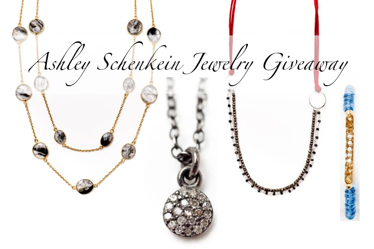 Ashley Schenkein Jewelry Giveaway, AS Jewelry, Contest, Slate Design