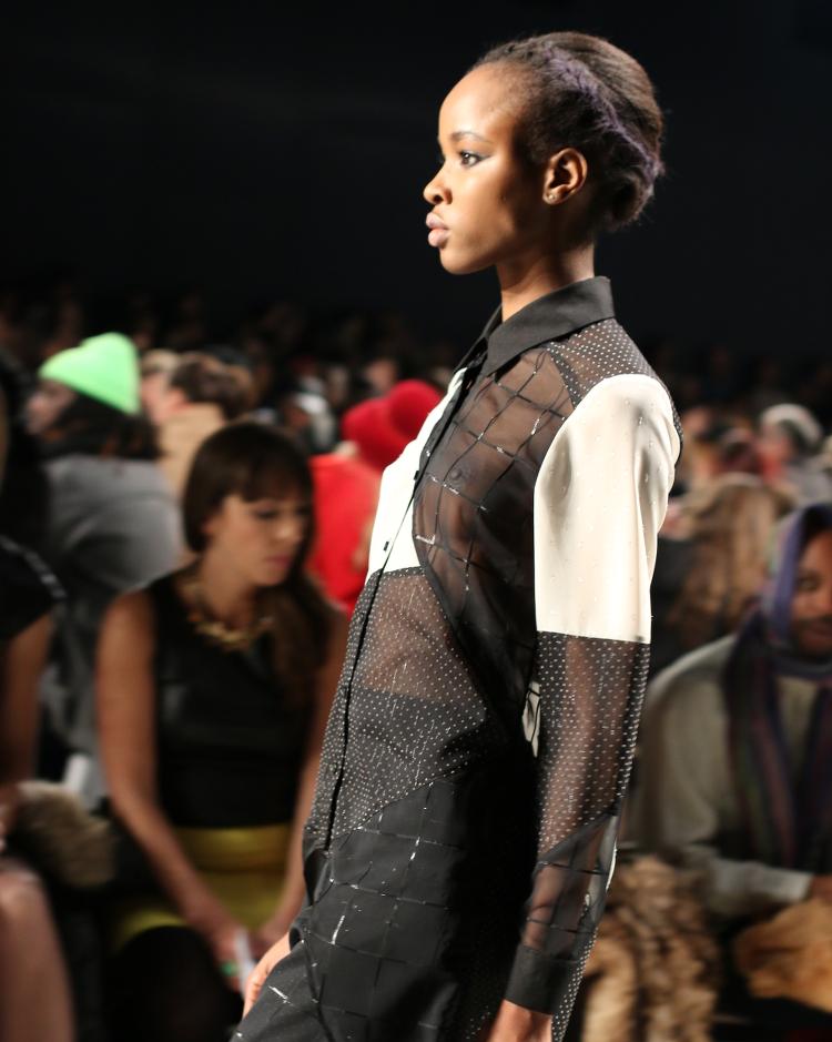 New York Fashion Week, #NYFW, Emerson by JFS, Mercedes Benz Fashion Week, #MBFW, Fall Winter 2014 collection, fashion show, new york, event