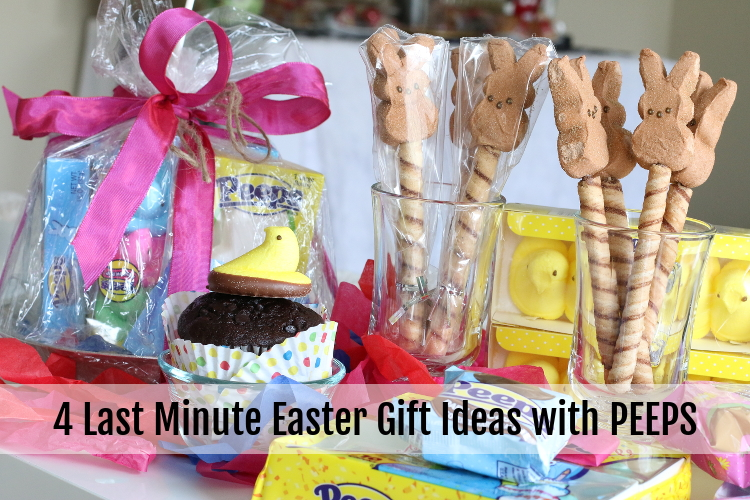 94 food ideas for preschool easter party spring flower pot 4 last minute easter gift ideas with peeps negle Gallery