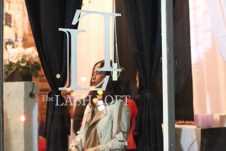 Lash Loft, Dallas, Opening, lash boutique, Deep Ellum