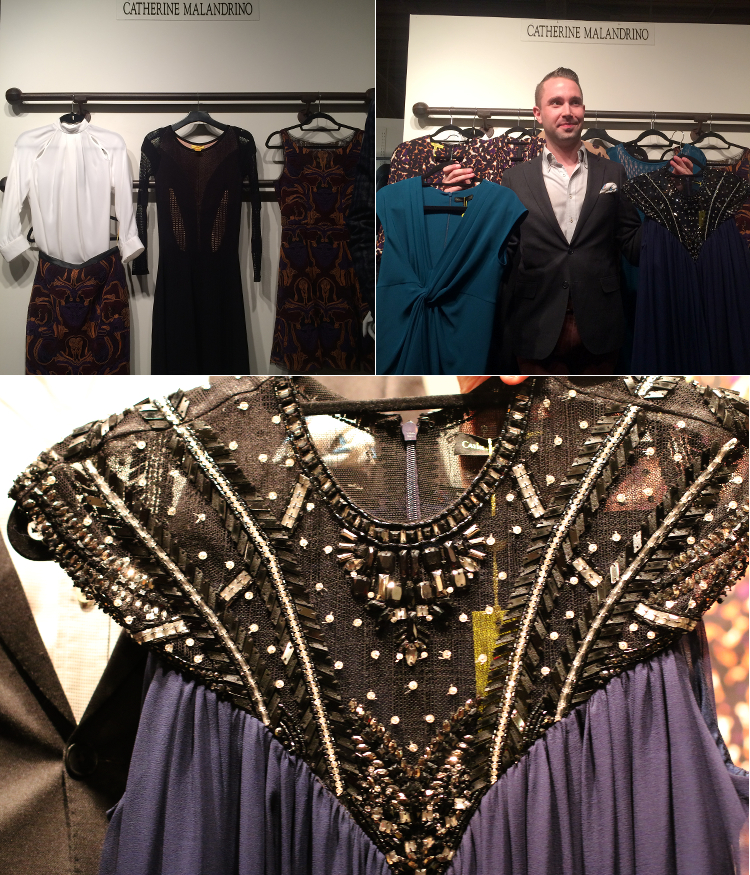 Sneak Peek, Dallas Market Center, fashion, fall 2014 trends, style, catherine malandrino showroom
