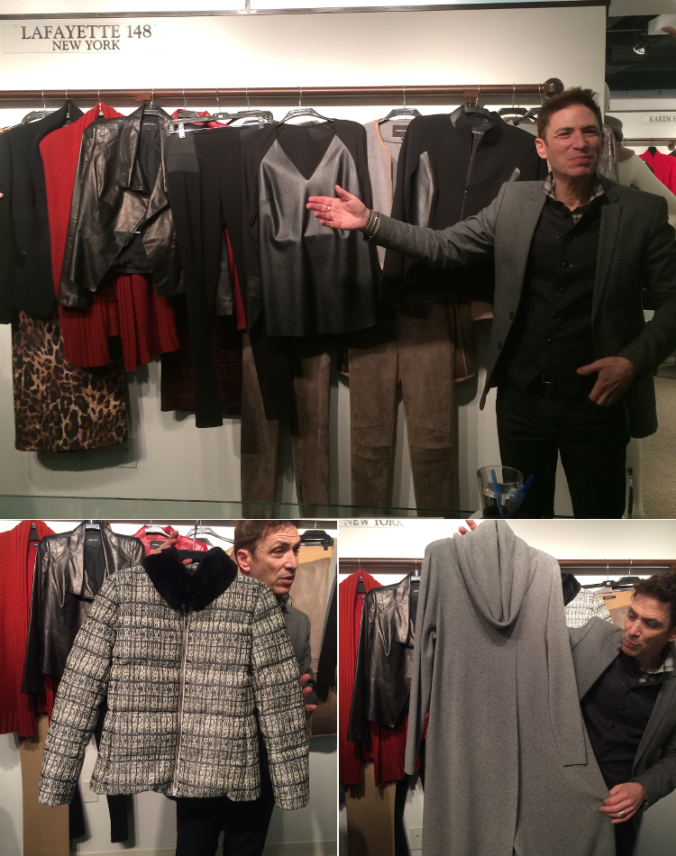 Sneak Peek, Dallas Market Center, fashion, fall 2014 trends, style, lafayette 148 showroom