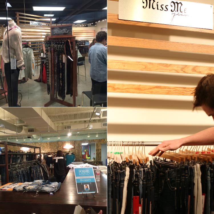 Sneak Peek, Dallas Market Center, fashion, fall 2014 trends, style, miss me jeans showroom