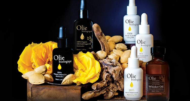 Olie Biologique, facial oil, beauty, organic beauty product