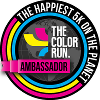 the color run ambassador About