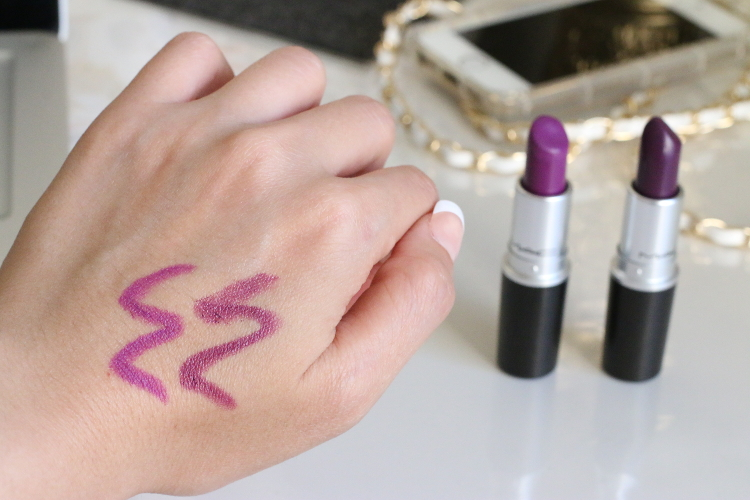 mac lipstick pure heroine - photo #21