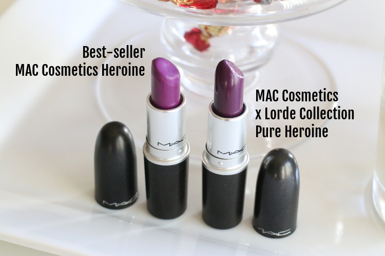 mac lipstick pure heroine - photo #18