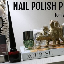 Nail Polish Picks, Fall Nail Colors, Alexa for Nails Inc, Christian Louboutin, Rouge Louboutin, nail, mani