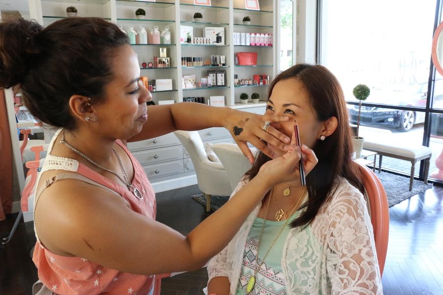 Summer makeup tricks, Blushington Dallas, Beauty, tips, my fashion juice