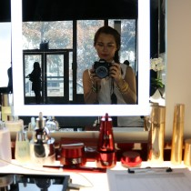 New York Fashion Week, Mercedes Benz Fashion Week, Inside Lincoln Center, #NYFW, #MBFW, SK-II booth