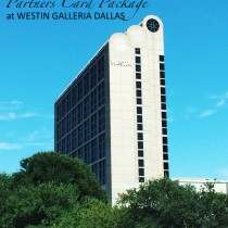 Westin Galleria Dallas, Hotel, lodging, DFW, North Texas, Partners Card Package, staycation, travel