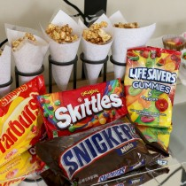 Snickers Caramel Popcorn Recipe, #BigGameTreats, #cbias, #ad, #shop
