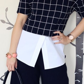 culottes, trends, spring, fashion, style, shorts, pants, black and white