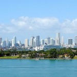 Miami, travel, skyline, florida