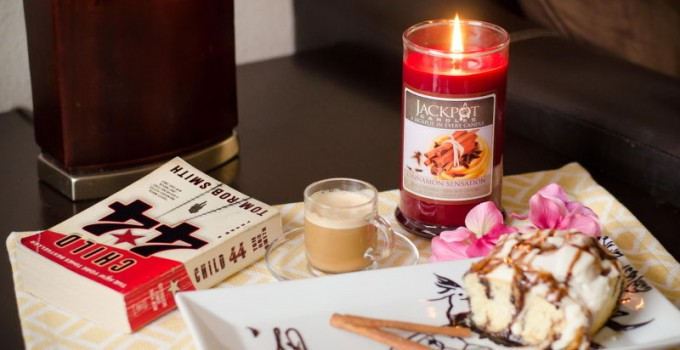 A Surprise in Every Candle: Jackpot Candles