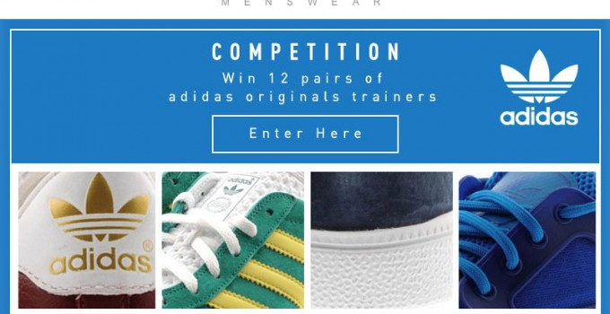 Sneakers for a Year Giveaway