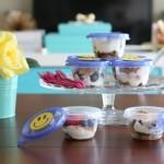 Berry S'mores Truffle Cups, dessert, smores
