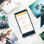 Back to school, packing list, college list, LG G Stylo smartphone, walmart family mobile
