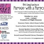 Purses with a Purpose Luncheon, events, Dallas