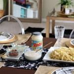 Ragu Classic Alfredo, Fettuccine Recipe, food, cooking