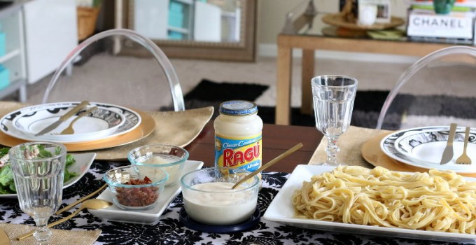 Classic Fettuccine Alfredo Recipe